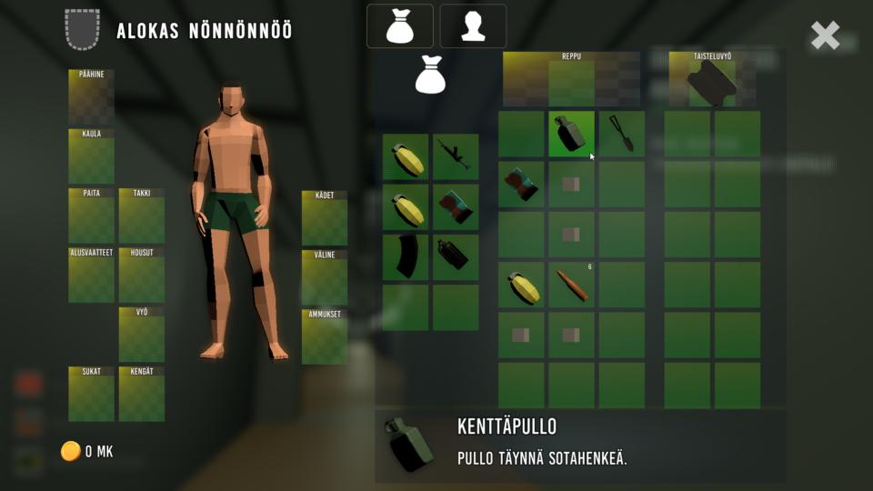 inventory army armeija varusteet kenttäpullo rk62 sotilas varustus nasse släbärit