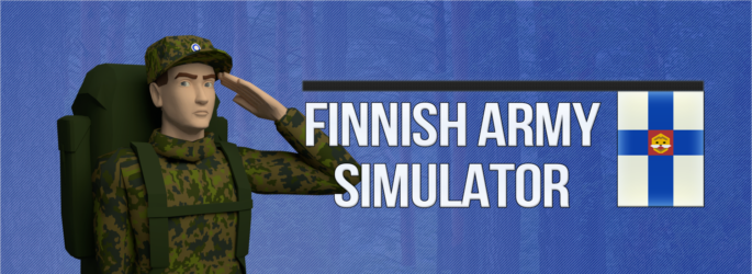 Finnish Army Simulator